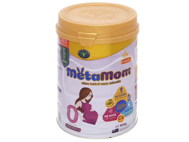 Sữa bột Nutricare MetaMom