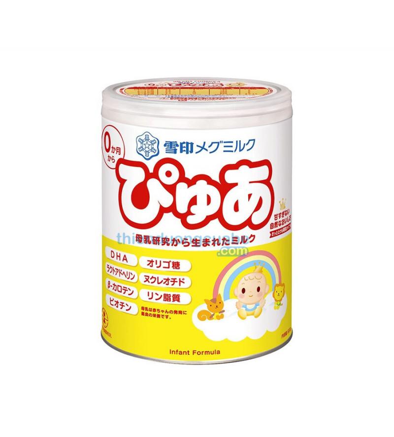 Sữa Snowbaby số 0 Nhật Bản