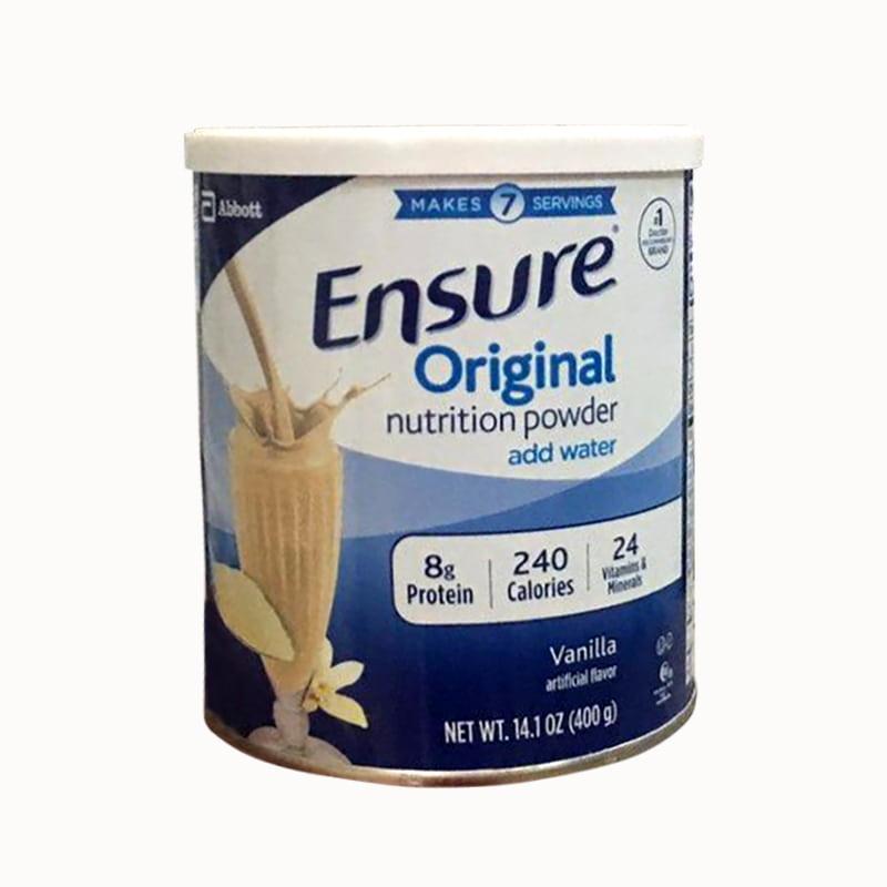 Sữa Bột Ensure Original Nutrition Powder Hộp 400g