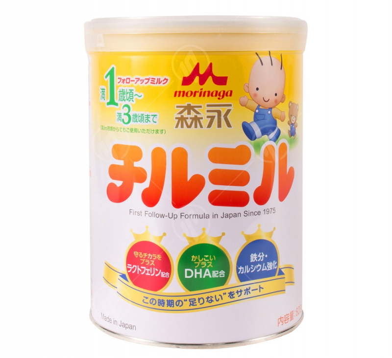 Sữa Morinaga số 9 (dành cho trẻ 1 - 3 tuổi)
