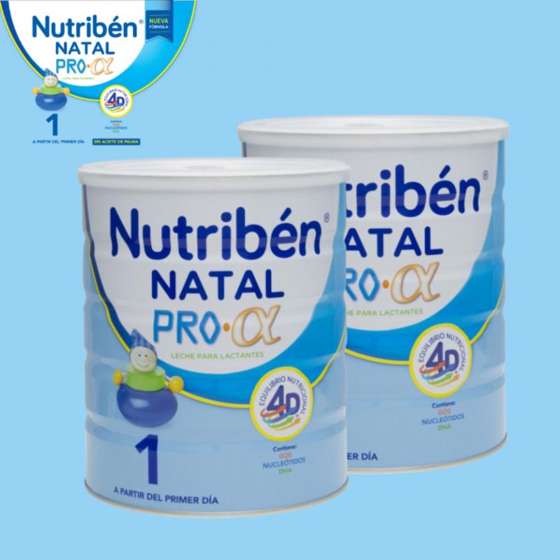 Sữa Nutriben của Pháp