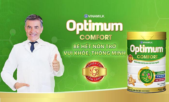 Sữa Optimum Comfort