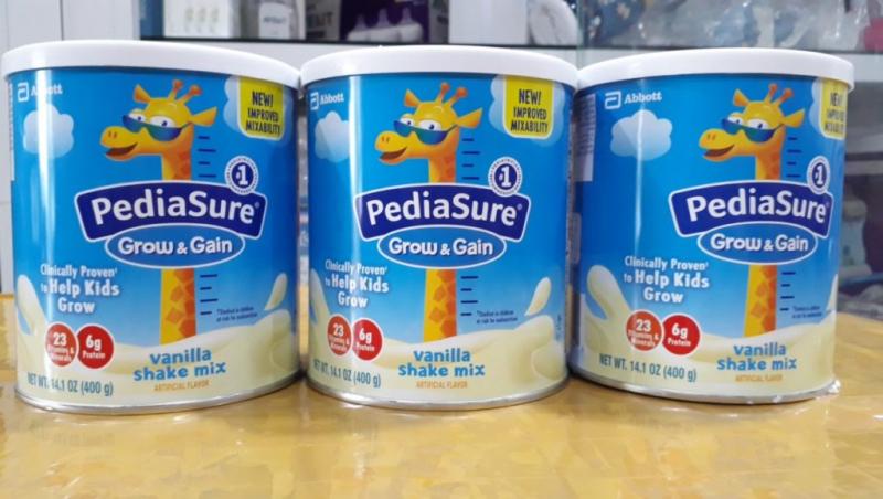 Sữa Pediasure Mỹ Grow and Gain