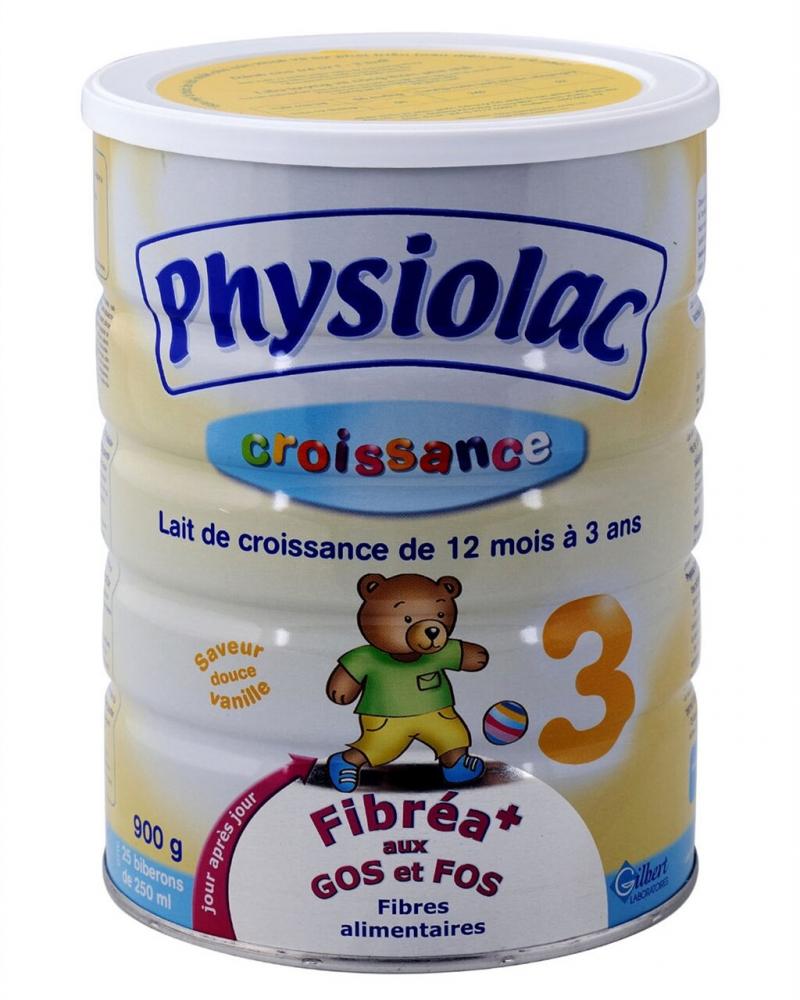 Physiolac Croissance
