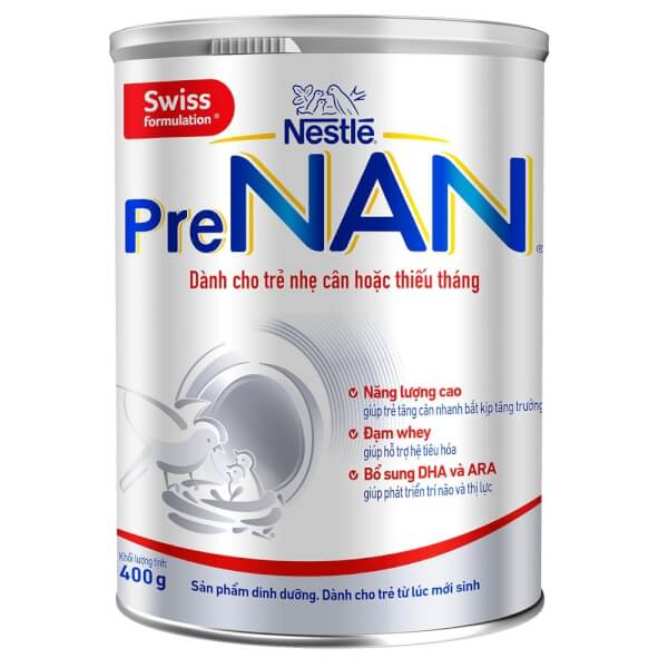 Sữa Pre Nan