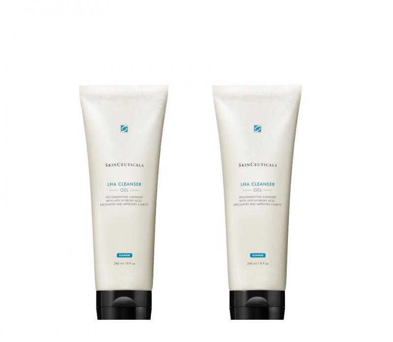 LHA Cleanser là loại sữa rửa mặt tẩy tế bào chết giúp loại bỏ dầu thừa, làm sáng da