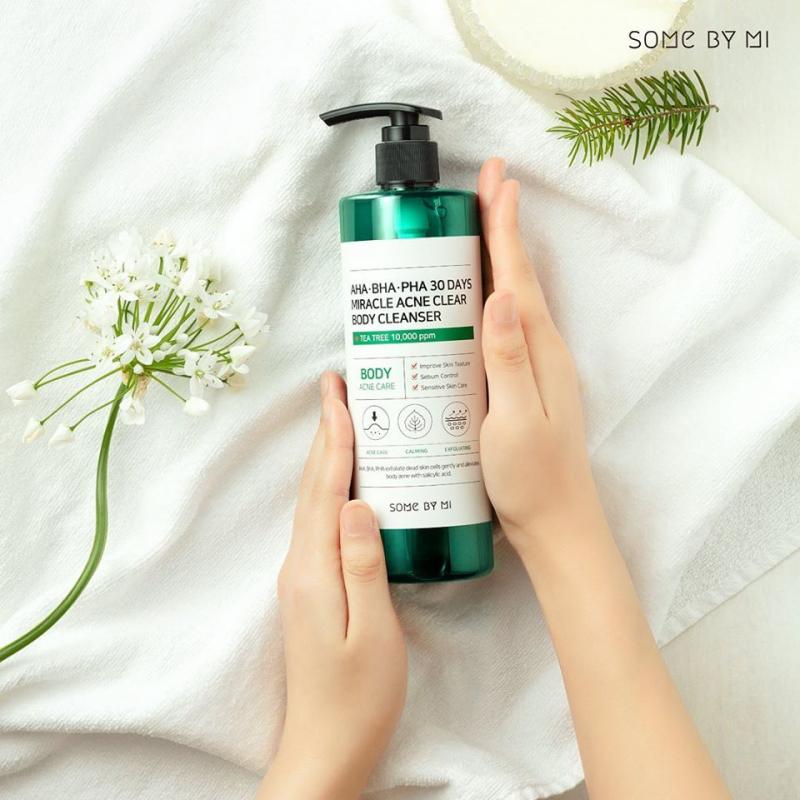 Sữa Tắm Some By Mi AHA BHA PHA 30 Days Miracle Acne Body Cleanser