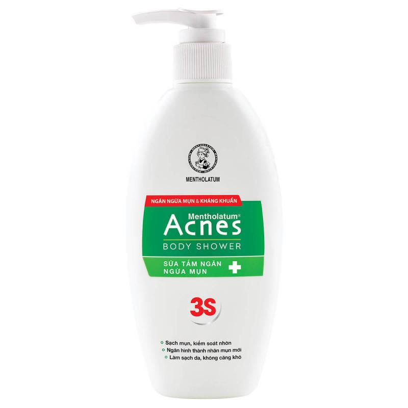 Sữa tắm trị mụn lưng Acnes Body Shower