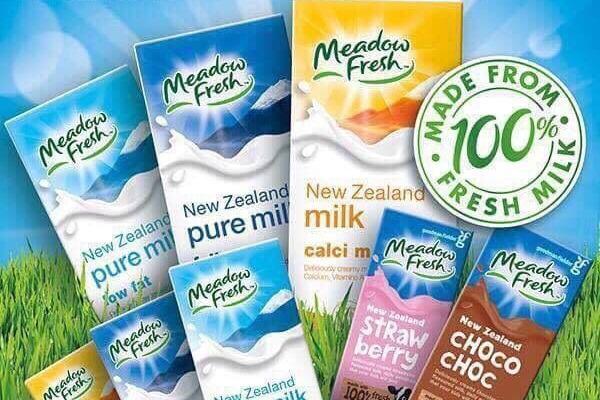 Top 7 Dòng sữa tươi nhập khẩu được ưa chuộng nhất tại Việt Nam