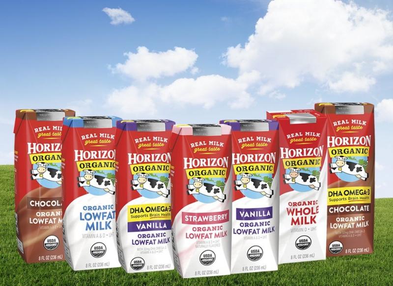 Sữa tươi organic Horizon