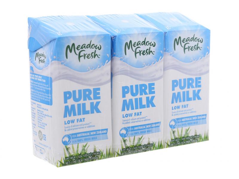 Top 10 Sữa dành cho người ăn kiêng tốt nhất hiện nay
