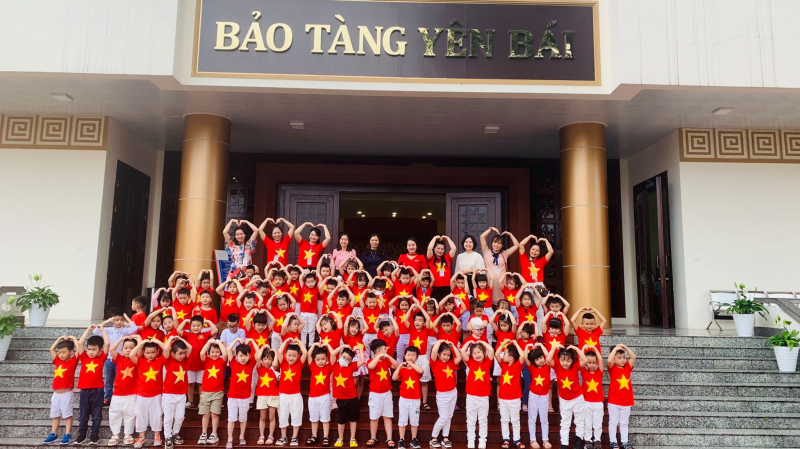 Sunrise Academy Yên Bái