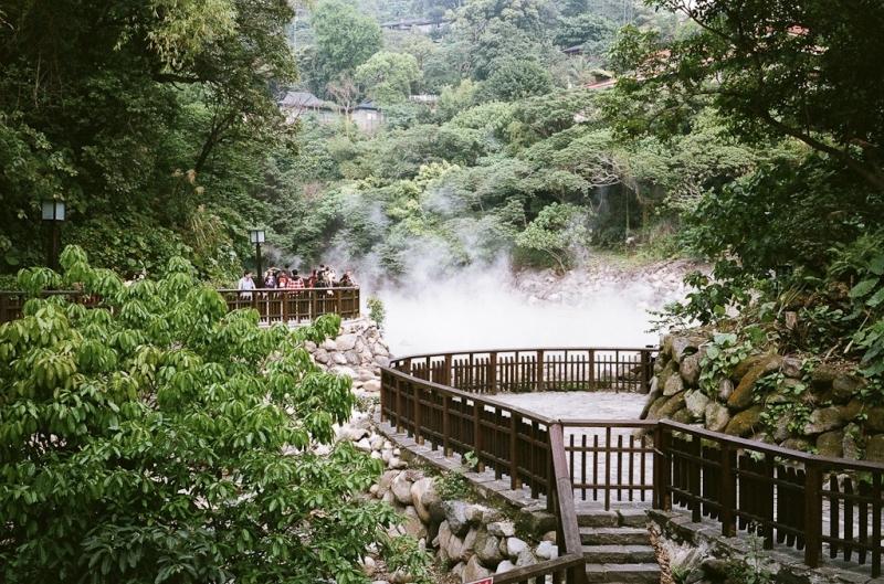 Suối nước nóng Wulai
