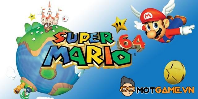 Băng game Super Mario 64 được bán đấu giá hơn 35 tỷ đồng tại Mỹ