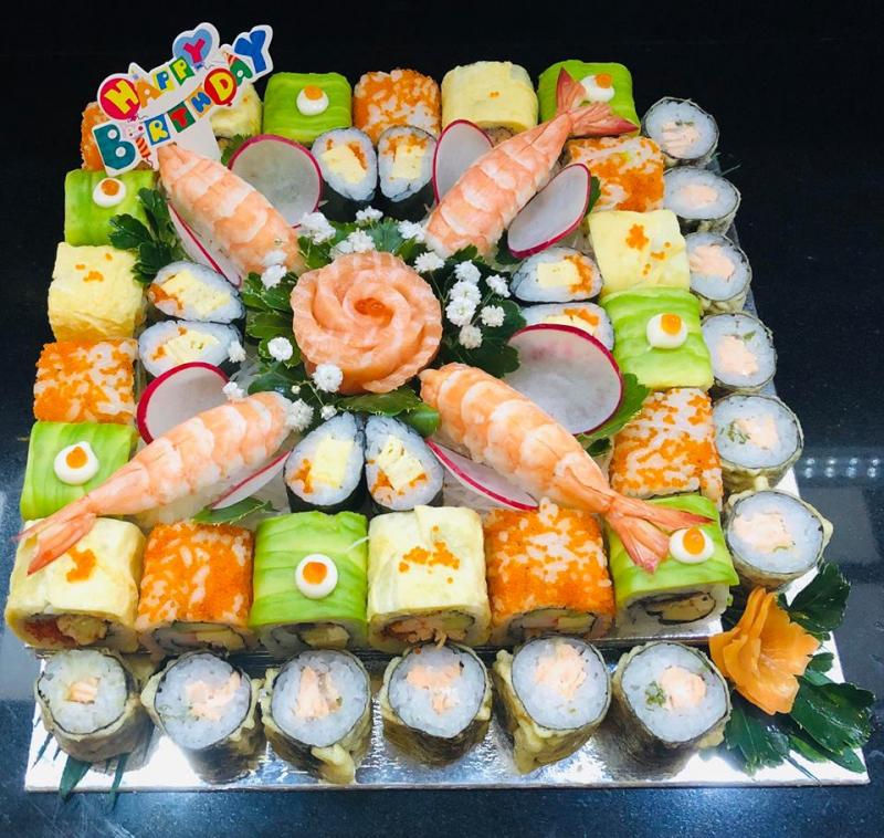 Top 6 địa chỉ ẩm thực Nhật Bản được giới trẻ Cần Thơ yêu thích