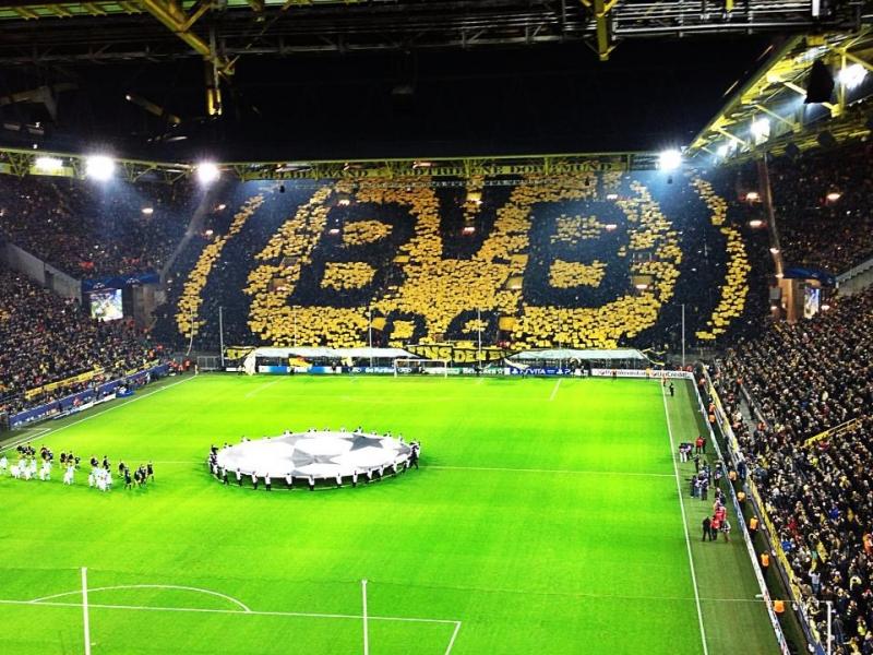 Top 10 Sân vận động nổi tiếng nhất ở châu Âu