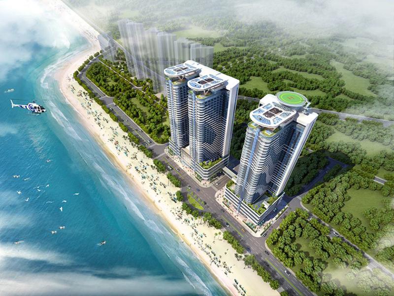 Top 8 Chung cư có không gian sống lý tưởng nhất Nha Trang