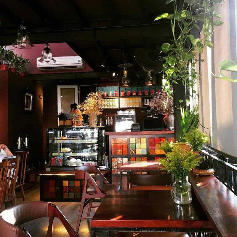 TA Coffee & Bakery