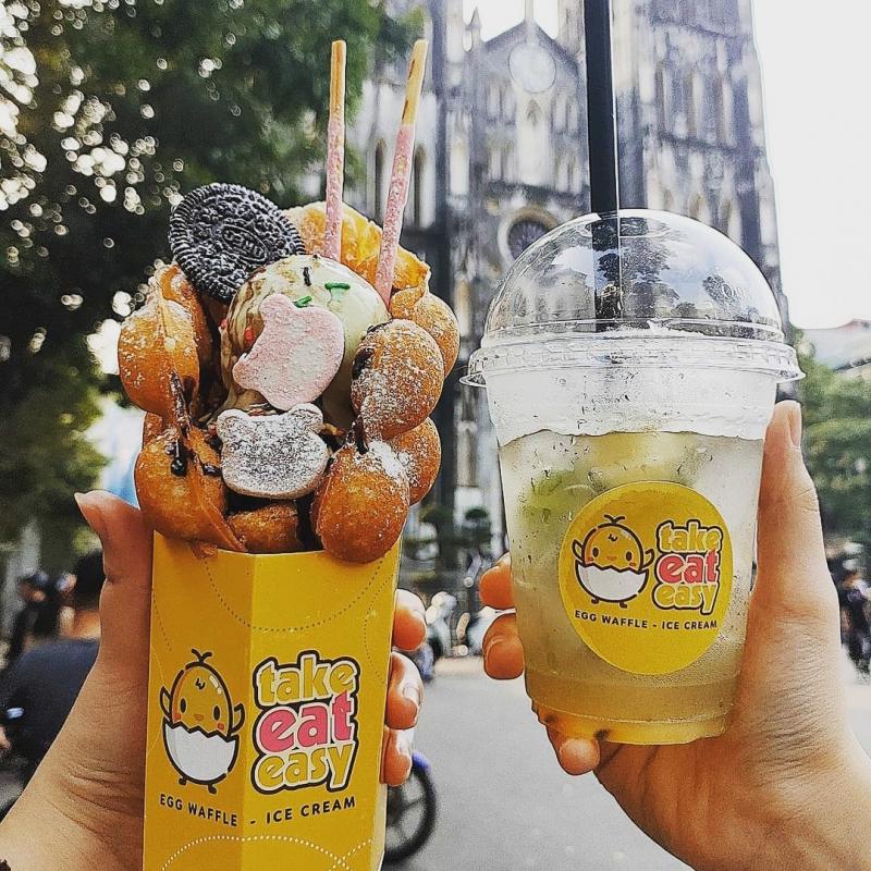Take Eat Easy Ice-cream & Cafe