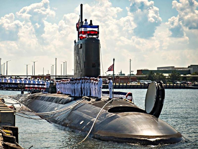 Tàu ngầm lớp Los Angeles - Hoa Kỳ