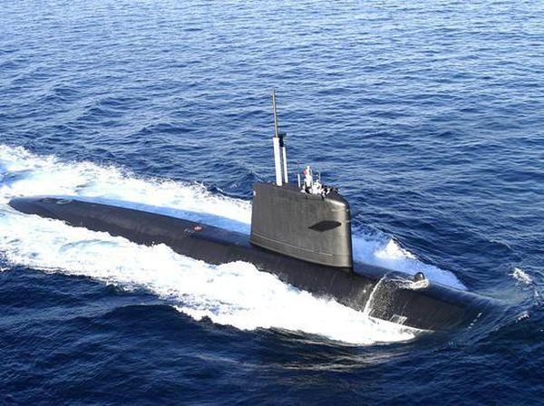 Tàu ngầm lớp Rubis - Pháp