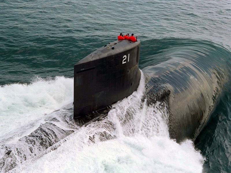 Tàu ngầm lớp Seawolf  - Hoa Kỳ