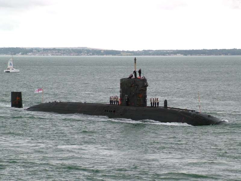 Tàu ngầm lớp Sierra - Nga