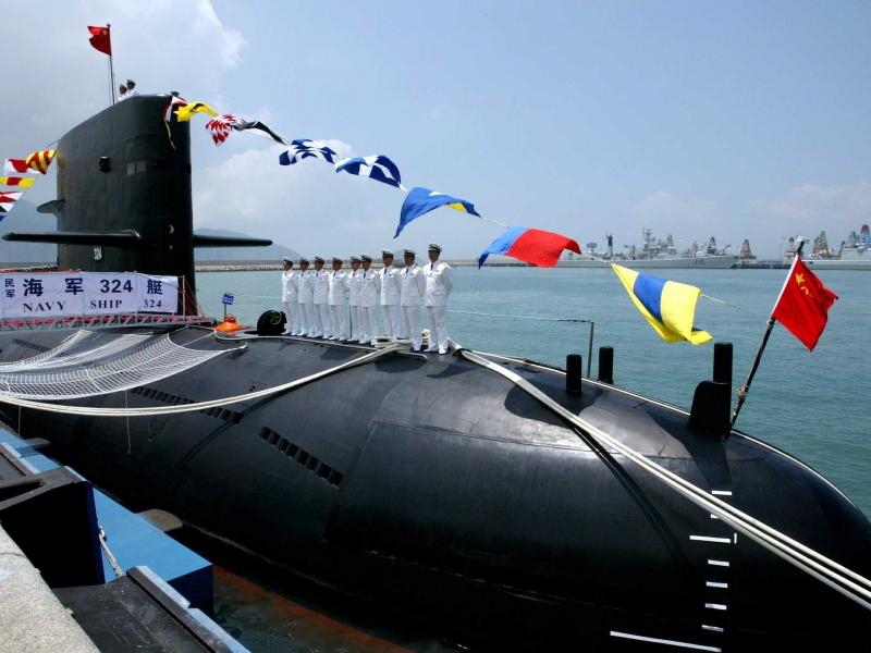 Tàu ngầm 093 Shang - Trung Quốc