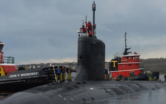 Tàu ngầm lớp Virginia - Hoa Kỳ