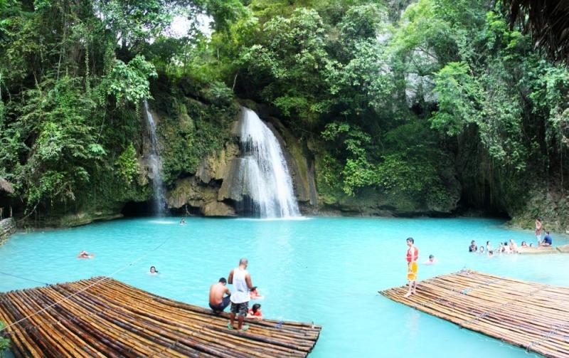 Vẻ đẹp thơ mộng của thác Badian
