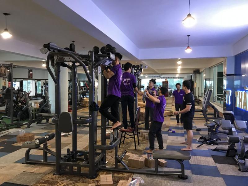 Thăng Long Gym