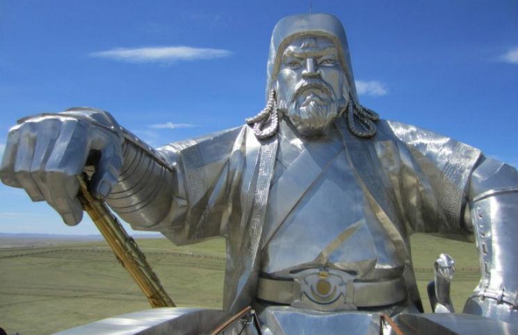 Thành Cát Tư Hãn (1155 - 1227)