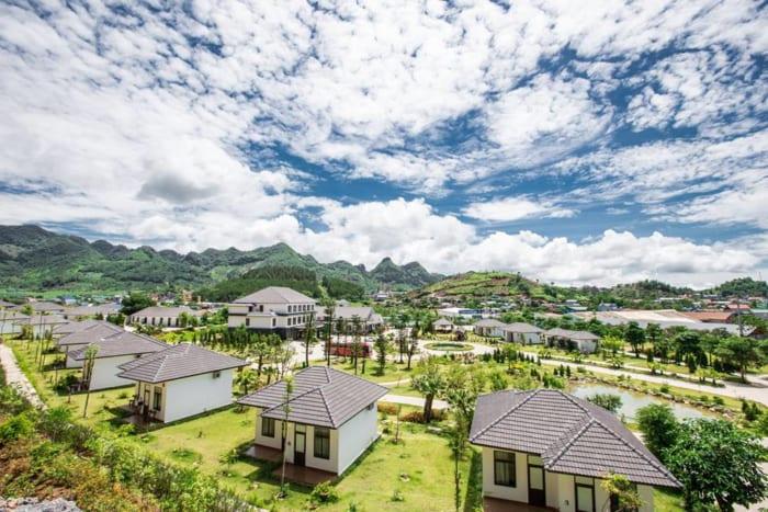 Thảo Nguyên Resort
