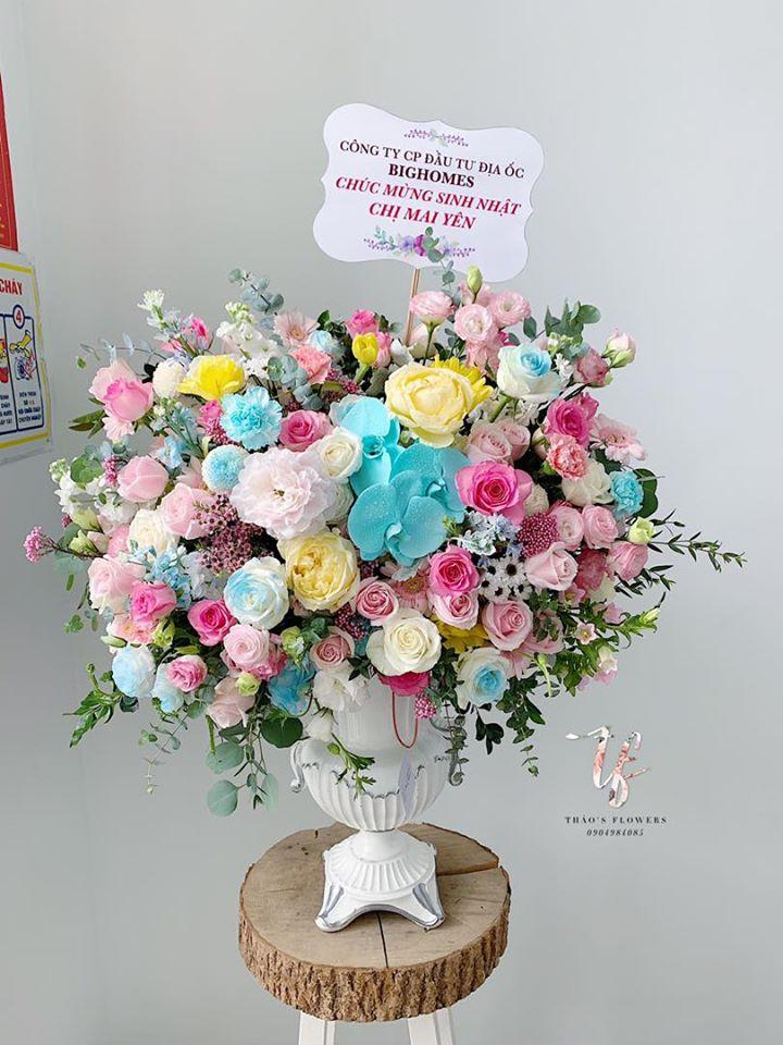Thảo's Flowers - Trao hoa gửi ý