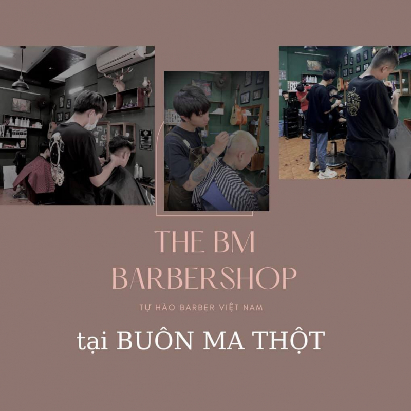 The BM BarberShop