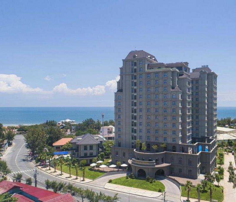 The Cap hotel