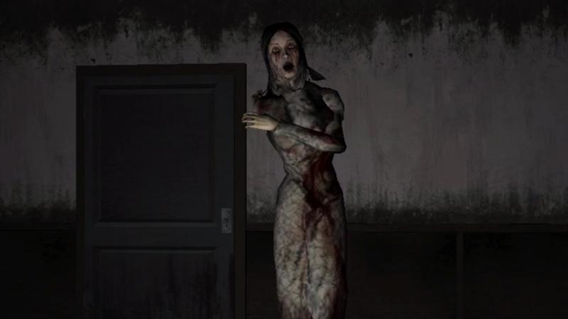 The Fear: Creepy Scream House