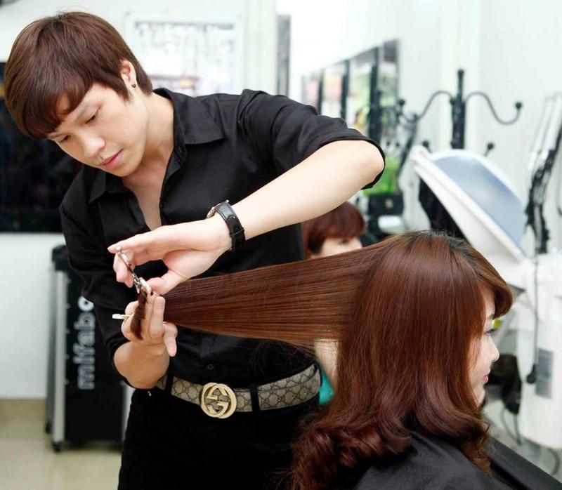 Thợ làm tóc