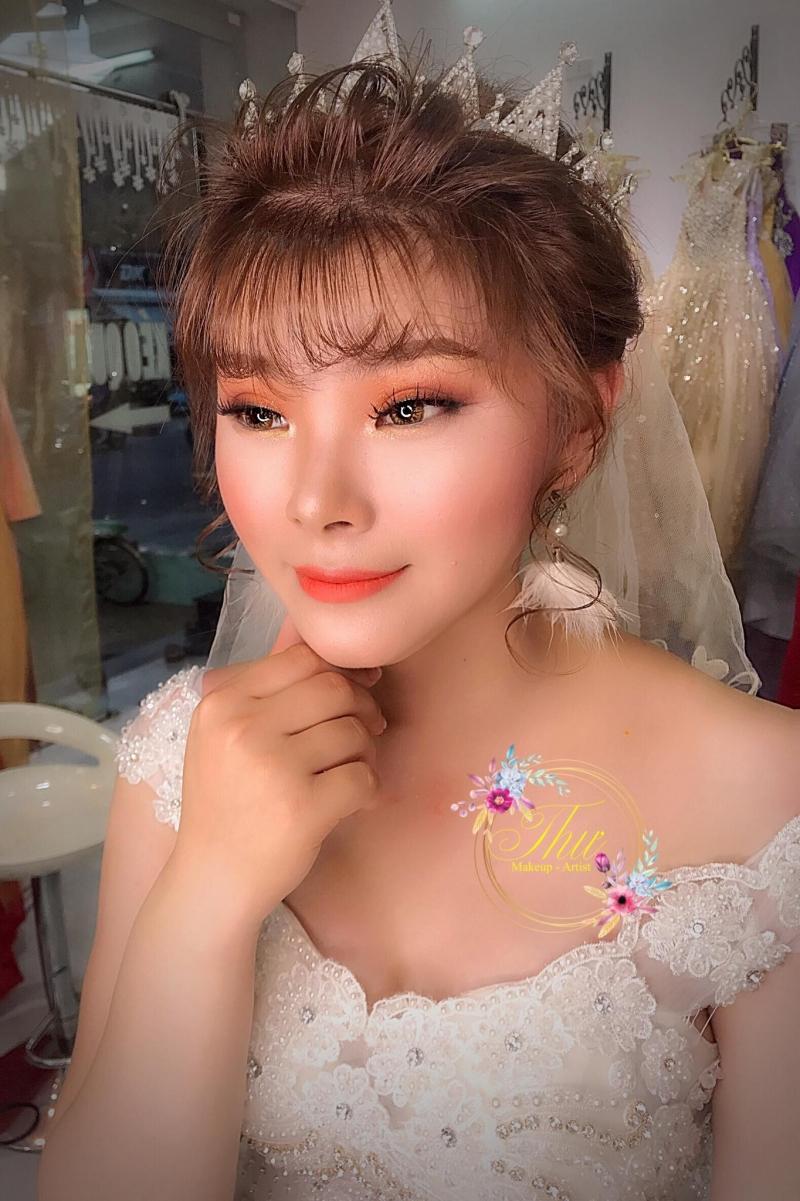 Thư Trần Make Up (Minhthu wedding)