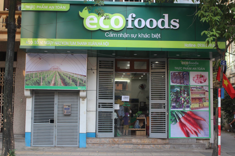 Thực phẩm an toàn ECOFOOD