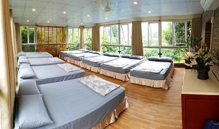 Top 5 Homestay có bể bơi đẹp và tốt nhất tại Hà Nội