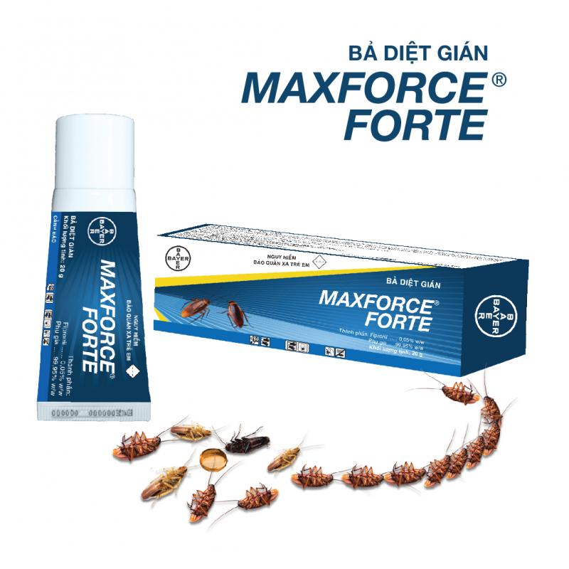 Thuốc diệt gián Maxforce Forte