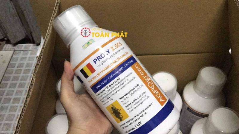 Thuốc diệt ruồi Proly 2.5 CS