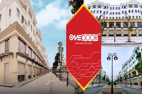 Thương hiệu Cửa Cuốn OneDoor của Công Ty Cổ Phần Thiết Bị Điện Tử Quang Minh