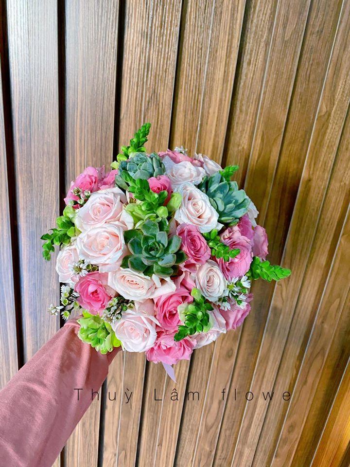 Top 5 Dịch vụ làm hoa cưới cô dâu đẹp nhất tại Phú Yên