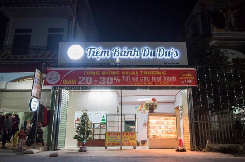 Tiệm Bánh DuDu's