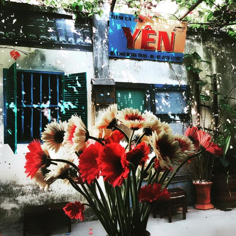 Tiệm cà-phê YÊN
