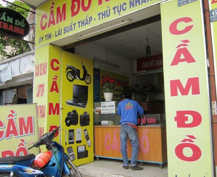 Tiệm cầm đồ  Kim Ngân