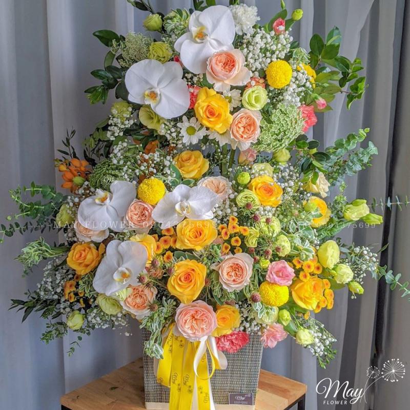 Tiệm hoa tươi Hà Nội - May Flower