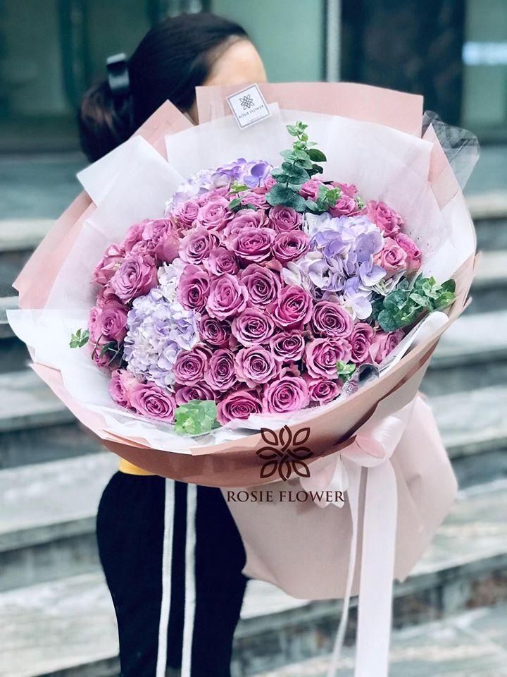 Tiệm hoa tươi Rosie Flower